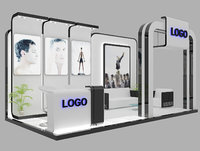 Booth Exhibition Stand(1)(3)