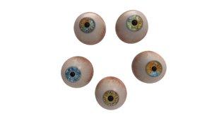 eye ball 3D