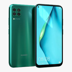 huawei p40 lite emerald model