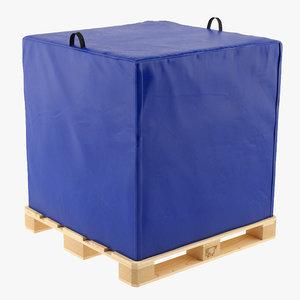 3D cargo cover