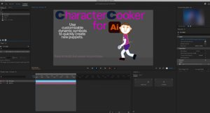 Character Cooker for AI