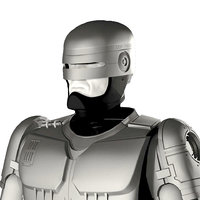 Robocop Suit - Printable