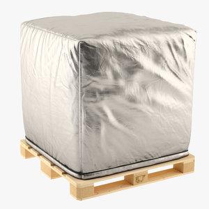 cargo cover 3D