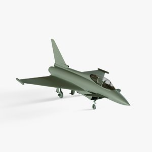 a1 fighter jet 3D model