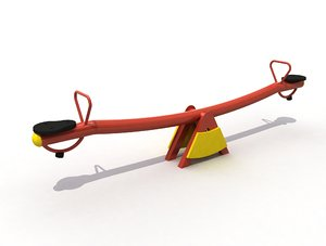 seesaw playground model