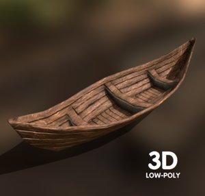 canoa canoe model