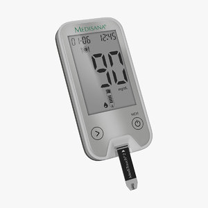glucose monitor model
