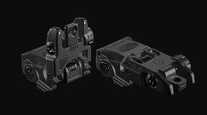 magpul sight ironsight model