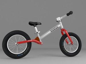 bike kokua 3D model