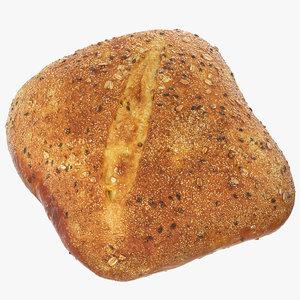 bread 09 3D