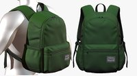 Backpack Camping Generic Color 3d