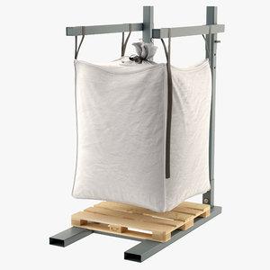 3D bulk bag contains