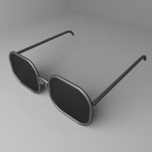 3D sunglasses 3