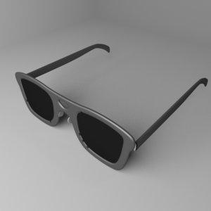 3D sunglasses 8