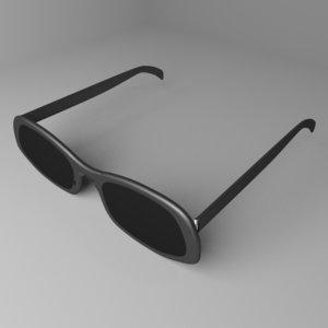 3D sunglasses 6