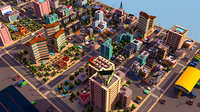 SimplePoly Urban - Low Poly
