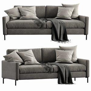 interface nana sofa 3D