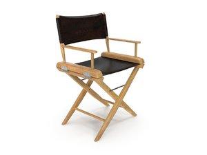 director chair pbr 3D