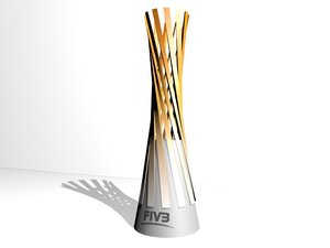 3D trophy international volleyball federation