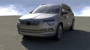 car vrscene 3D model