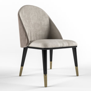 seats diva 3D model