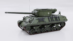 tank vehicle 3D model