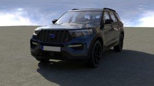 car auto vehicle 3D model