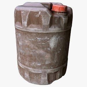 3D scanned canister