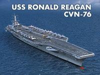 CVN76USSRonald Reagan
