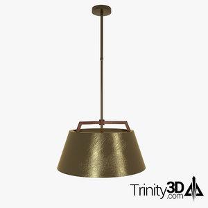 hanging lamp model