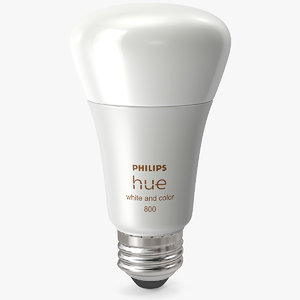 philips hue bluetooth white 3D