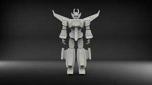 trider g7 3D model