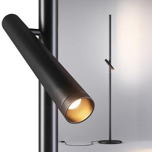 3D freestanding light