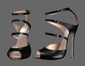 shoeshighheelboot model