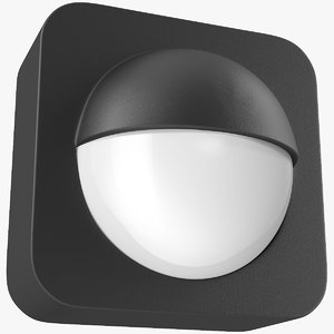 philips hue outdoor motion 3D model