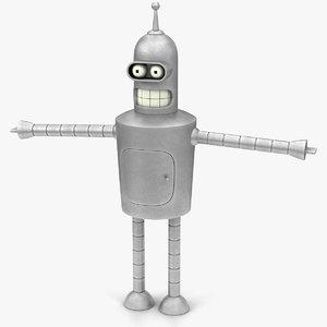 robot 2 model