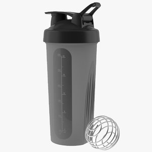 3D protein shaker