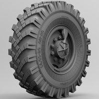 Ural Wheel
