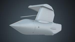 upaz refueling pod - 3D