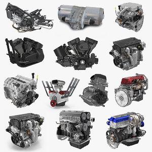 vehicle engines big 2 model