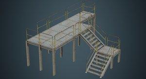 3D industrial platform 1b