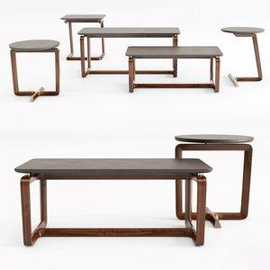 fidelio table 3D