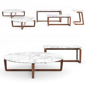 fidelio tables 3D