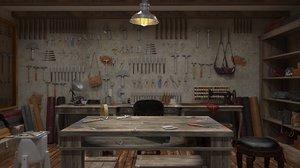 3D manufacture workshop