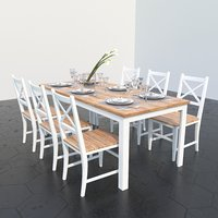 Dining table set 2