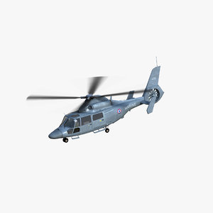 as565 panther 3D model
