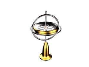 gyroscope 3D