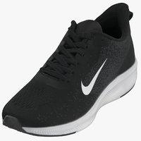 Male Sneakers Nike Black 01