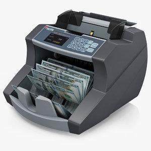 cassida 6600 series bill 3D model