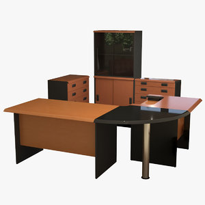 office furniture desk model